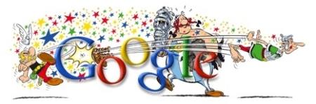 Google Asterix 50