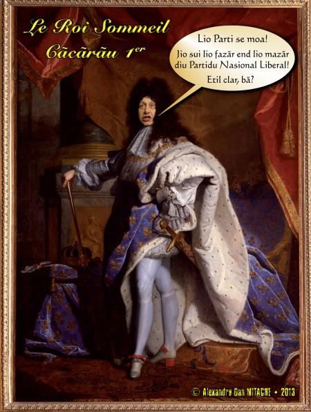 Cacarau I, Le Roi Smmeil